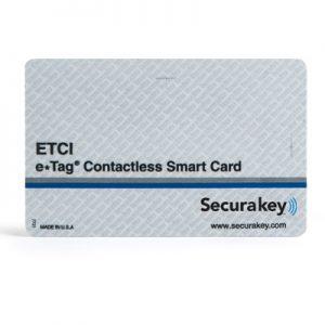 Contactless Smartcard